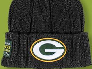 Green Bay Packers Vs Cancer Knit Hat Sweepstakes