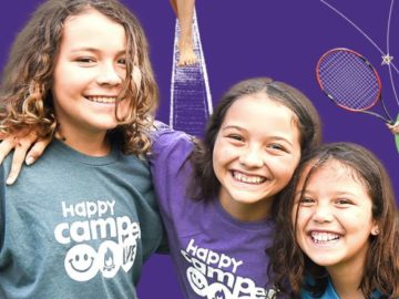 Happy Camper Live Fun Break Sweepstakes