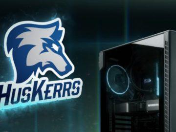 HusKerrs Talon PC Sweepstakes