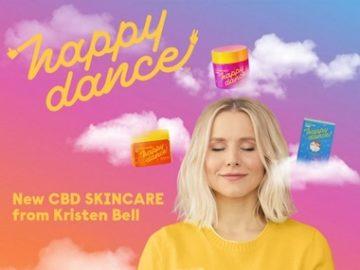 Ellen's Happy Dance Skincare Giveaway