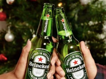 Heineken Holiday Bestie Gift Ever Sweepstakes (Photo Needed)