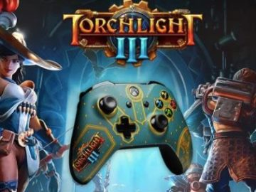Windows Central Xbox One X and Torchlight III Sweepstakes