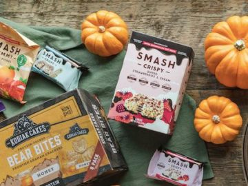 Kodiak Cakes Treats You Wont Feel Ghoulty About Sharing This Halloween Givaway