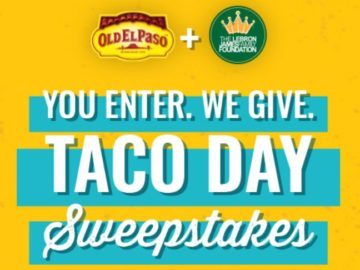Taco Day Sweepstakes