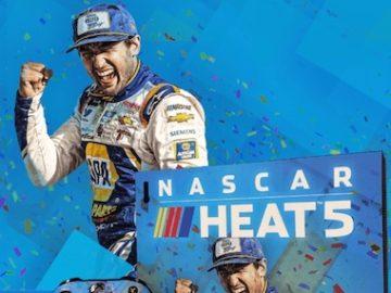 NASCAR Heat 5 Xbox One X Giveaway