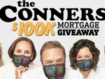 The Conners $100K Mortgage Giveaway (Video Upload)