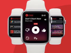 iHeart Radio Win An Apple Watch Sweepstakes
