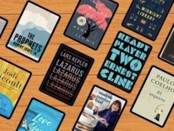 Penguin Random House Fill Your Fall Bookshelves Sweepstakes
