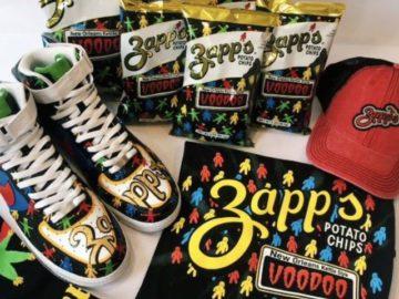Zapp's Who Do Voodoo Sweepstakes
