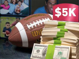 CBS Sports Unilever Together We Fan Sweepstakes