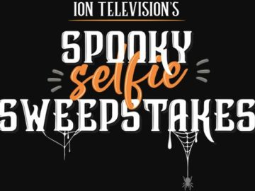ION Television's Spooky Selfie Sweepstakes