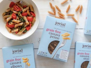 Jovial Foods Sweepstakes