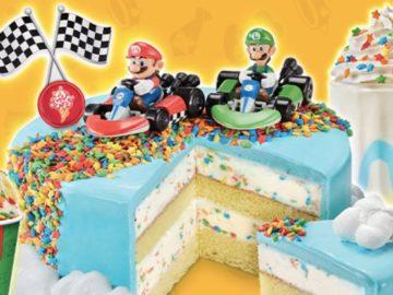 Cold Stone Creamery Nintendo 2020 Sweepstakes
