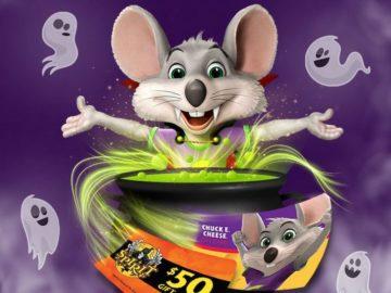 Spirit Halloween Boo-tacular Gift Card Giveaway (Facebook)