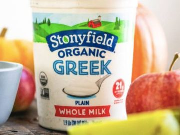 Stonyfield Wake Up Organic Sweepstakes