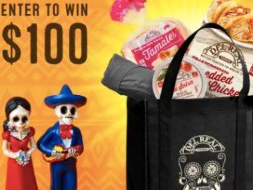 Del Rio Foods Dia de Los Muertos Giveaway