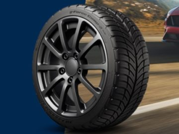 BFGoodrich Tires and World Surf League Sweepstakes