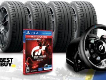 2020 Michelin + Gran Turismo Sweepstakes