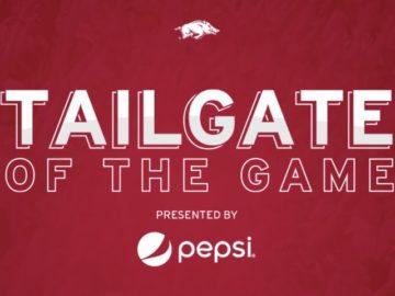 Arkansas Razorback Tailgater of The Game Sweepstakes(Photo Upload)