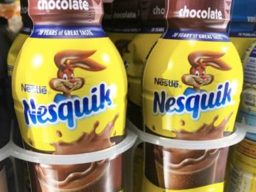 Nestle Nesquik for a Year Sweepstakes