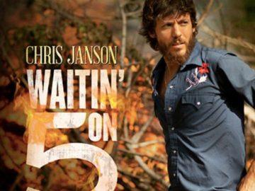 Chris Janson Waitin' on 5 Sweepstakes