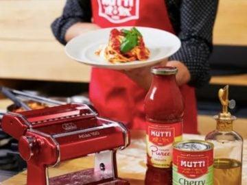 Marcato and Mutti World Pasta Day Giveaway