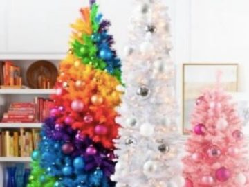 Show Your True Colors Treetopia's Secret Santa Giveaway