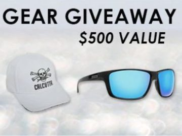 Sport Fishing Magazine Calcutta Fall Gear Giveaway