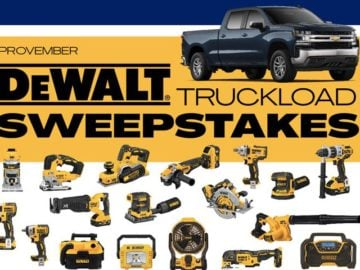 Lowe's PROvember Sweepstakes (Home Improvement Professionals)