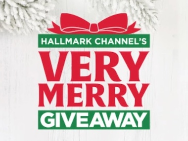 Hallmark Channel S Very Merry Giveaway