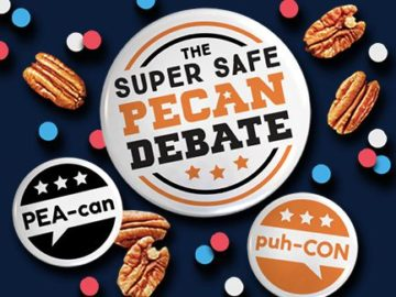 American Pecan Super Safe Pecan Debate Sweepstakes