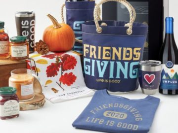 Life is Good Friendsgiveaway Sweepstakes