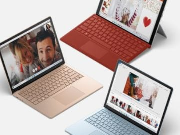 Microsoft Store Holiday Streaming Series Sweepstakes