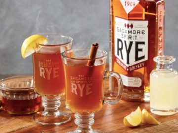 Sagamore Spirit Win a Barrel of Whiskey Sweepstakes (Limited States)