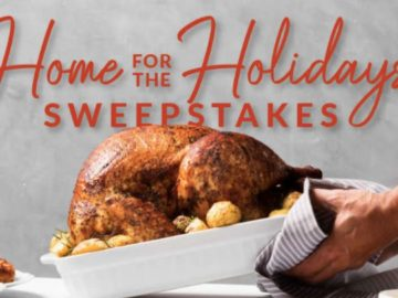 Farm Star Living Home for the Holidays Sweepstakes
