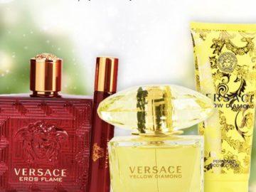FragranceNet.com Very Versace Giveaway
