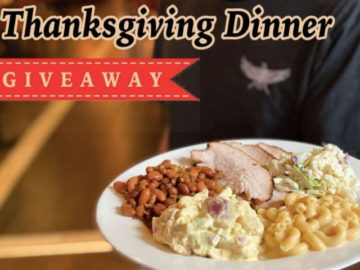 Fourth Street Live! Thanksgiving Dinner Sweepstakes