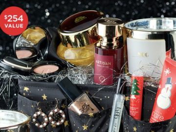 Avon Holiday Luxe Sweepstakes