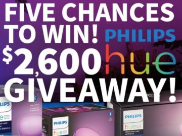 Do It Best $2,600 Philips Hue Giveaway!