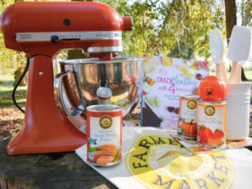 Farmer's Market Foods Kitchen Aid Giveaway
