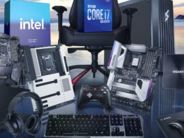 Intel Gamer Wellness Sweepstakes
