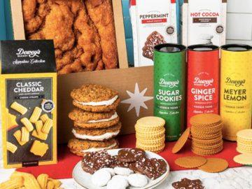Dewey's Baked Goods Giveaway