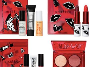Extra Smashbox Holiday Collection Giveaway