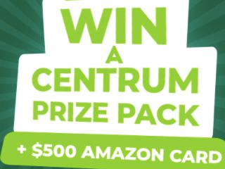 GSK Centrum Sweepstakes