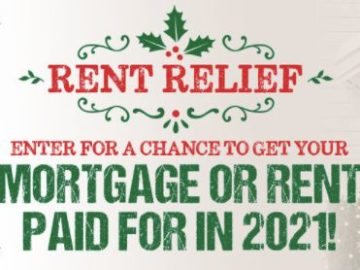 Home for the Holidays 2020 Sweepstakes