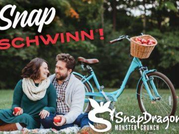 SnapDragon Apples Schwinn Bicycles Sweepstakes