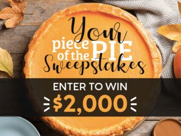 Lee Newspapers Your Piece of the Pie Sweepstakes