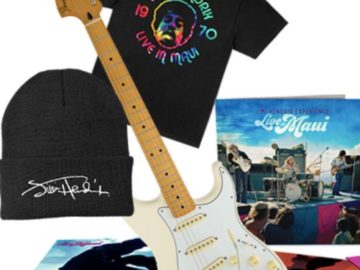 Jimmy Hendrix Live In Maui Guitar Bundle Giveaway