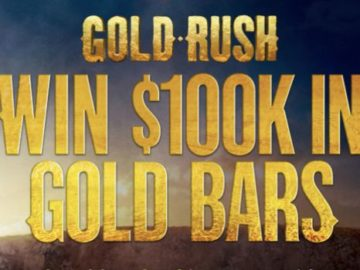 Discovery Channel Gold Rush Giveaway (Code)
