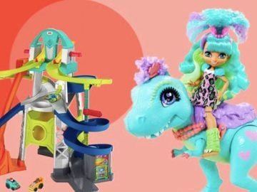 Today Stuff We Love and Mattel Sweepstakes
